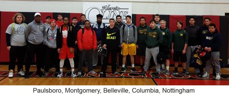 8-Paulsboro, Montgomery, Belleville, Columbia, Nottingham