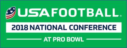 2018-02-01 USA Football Conf Logo
