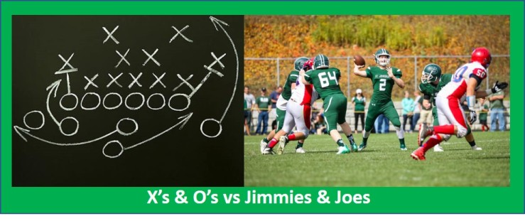 2019-04-18 Xs & Os vs Jim & Joe