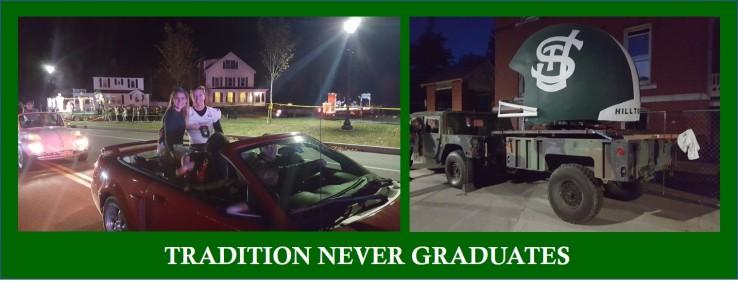 2019-10-17 Tradition Never Graduates